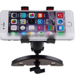 Universal CD Slot Car Cell Phone Holder Car Mount For iPhone 5 6 Plus GPS