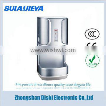 High speed automatic electric sensor hand dryer