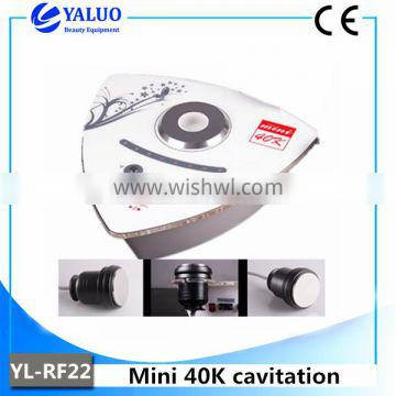 Portable Cavitation slimming beauty machine with CE Standard
