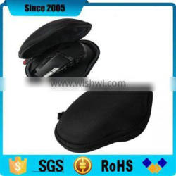 1680D eva wireless optical mouse case with carabiner