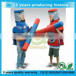 hot sale commercial inflatable jousting sticks