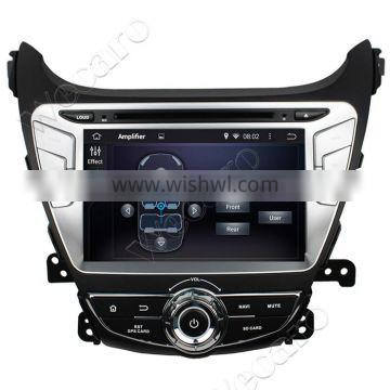 Wecaro WC-HE8054 Android 4.4.4 car dvd player touch screen for hyundai elantra 2014 oem radio android playstore