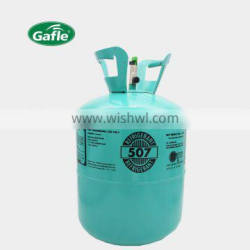 Gafle High purity R507 air condition Refrigerant