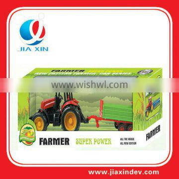 The newest farmer kids small toy cars