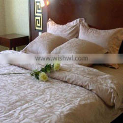 High-end bedding, hotel style bedding