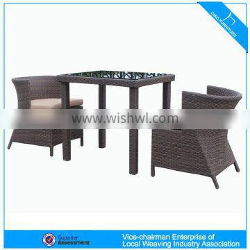CF1203 Outdoor synthetic rattan furniture coffee sets