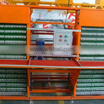 Completely automatic Egg collector with host mochine