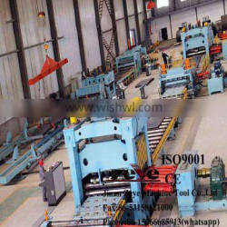 ZEYE ZCL6X1600 Decoiler-straight-cut to length line