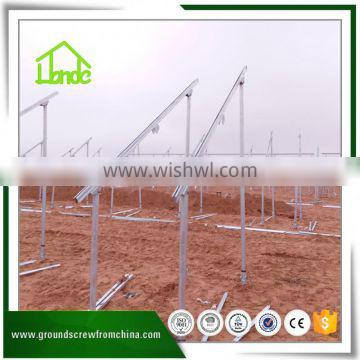Solar Panel Ground Mounting Systemfor Sale