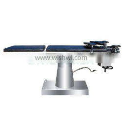 AG-OT028 Best price manual operating table surgical for ophthalmic operation