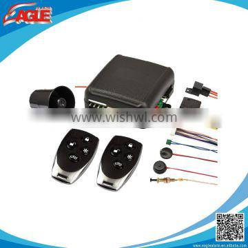 Hot Sale Excellent Quality One Way Car Alarm System with Nemesis or Genius Program for South America Market