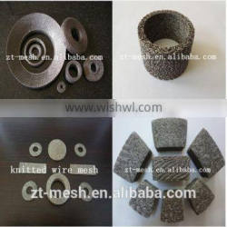 99% filter Stainless Steel Suspension wire mesh pad