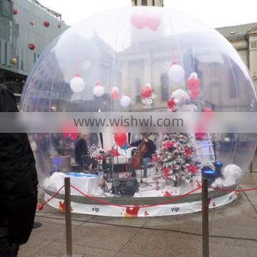 Outdoor Inflatable Snow Globe Tent