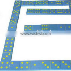 Top level top sell domino dice game