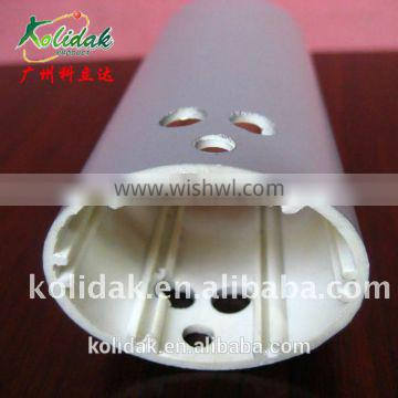 Plastic extrusion PVC/TPV pipes and fittings