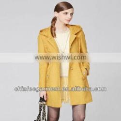 Latest Ladies Long Length Winter Coats With Hood