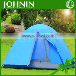 wholesale portable big size 190T polyester PU waterproof camping tent