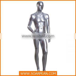 New Products Fiberglass Lifelike Male Mannequin For Sale