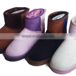 colorful classic women warm winter snow boots