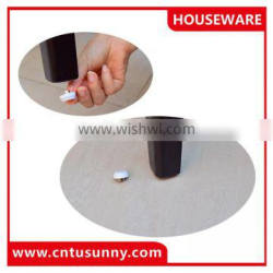 customized size plastic nail protector furniture floor protector