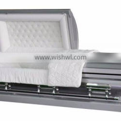 High quality stainless steel casket