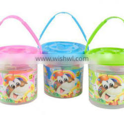 Color 12 color ultra light color clay mud mud toys Non-toxic authentic plasticine creative earth 3d space