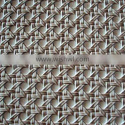 pvc spray bag and sofa leather with wool fabric backing