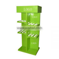 Elegant low price display stand with led light