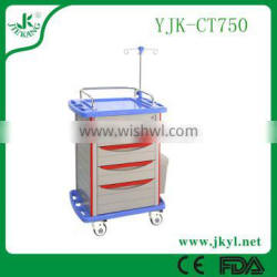 YJK-CT750 The newest super cheap medical treatment trolley