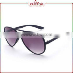 Laura Fairy Unisex High Quality Hot Selling Ce Plastic Sunglasses With Soft Touching