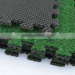 ISO9001 approved factory new interlocking grass tile