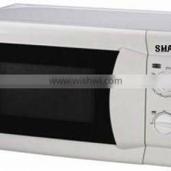 20L Table Top Microwave Oven with 700W Output Power