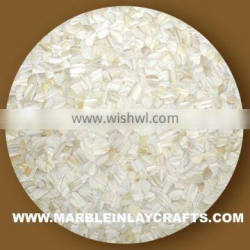 Natural Mother Of Pearl Table Top