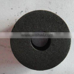 Pure charcoal with hole