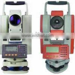 total station topography equipment