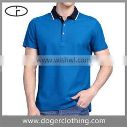 Alibaba golden china supplier OEM latest style men polo shirt slim fit