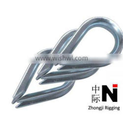 Din 6899 B Sewing Wire Cable Rope Thimbles Manufacturer