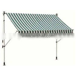 French window awning