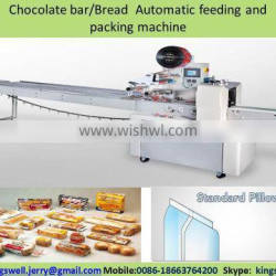 Biscuits Automatic feeding and packing machine