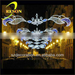 Gold supplier holiday decoration led chasing christmas lights
