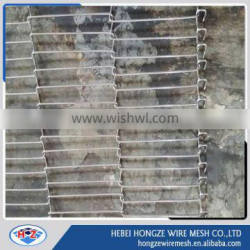 Mining quarry conveying belts wire mesh in china