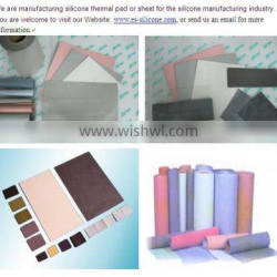 Custom New material silicon conductive rubber pads