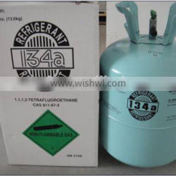 refrigerant gas R134A 13.6kg auot air condintioner