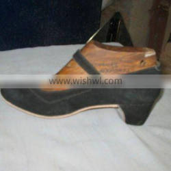 leather ballet slippers