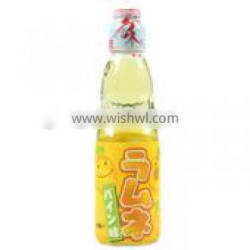 200ml clear glass soda bottle/glass bottles for carbonated drinks Supplier's Choice
