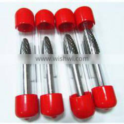 high hardness and wear-resistance tungsten carbide rotary file