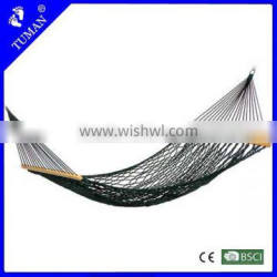 patio furniture Caribbean Rope Hammock for 2 person outdoor