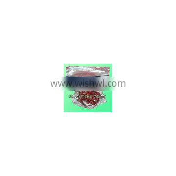 convenient fresh food packing and BBQ roassting 200sq FT aluminum foil sheet for fast food packing paper leaf