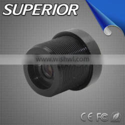 new products looking for distributor 12mm F2.0 Fixed iris Board Lens for ip camera