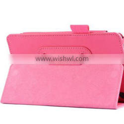 2014 Folio Magnetic Flip Stand Leather Case For Amazon Kindle Fire HD 6